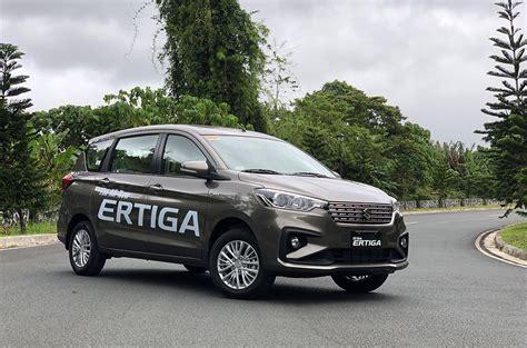 Suzuki Ertiga 2019 by 2019 Suzuki Ertiga Drive Impressions Autodeal