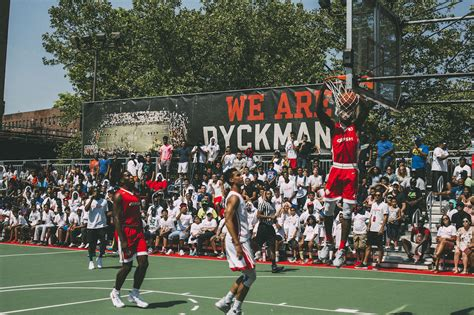 nike joins  dyckman  special event  kevin