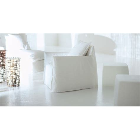 fauteuil gervasoni ghost 05 design paola navone