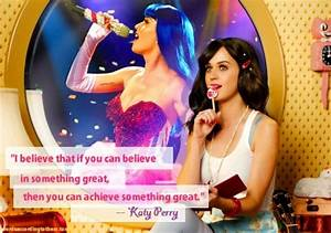 katy perry quot... Katy Perry Makeup Quotes