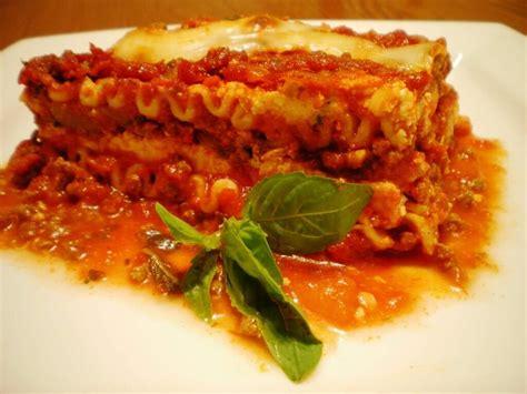cuisine lasagne easy lasagna recipe