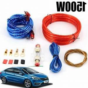1500w 8 Gauge Car Audio Amplifier Wiring Install