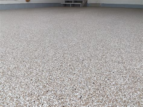 Epoxy Flake Flooring Columbus, Ohio   Premier Concrete