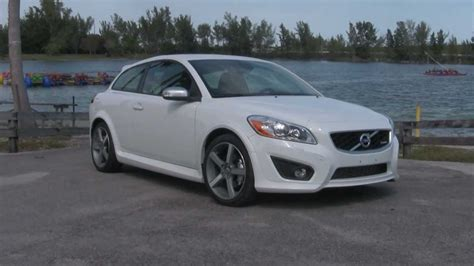 2012 Volvo C30 by Let S Talk Cars 2012 Volvo C30 R Design Review Test