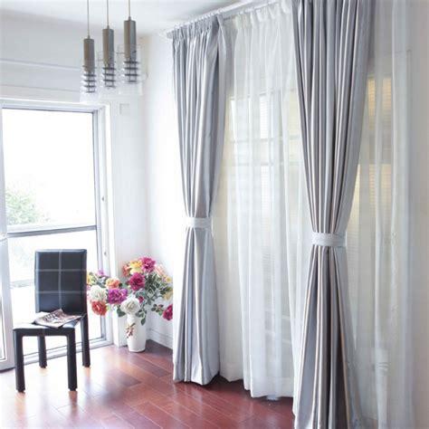 cortinas grises 1001 ideas sobre cortinas modernas y elegantes 2017 2018
