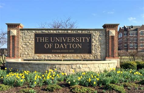 Univ Of Dayton Porches by Just In Time To Say Goodbye Of Dayton Ohio