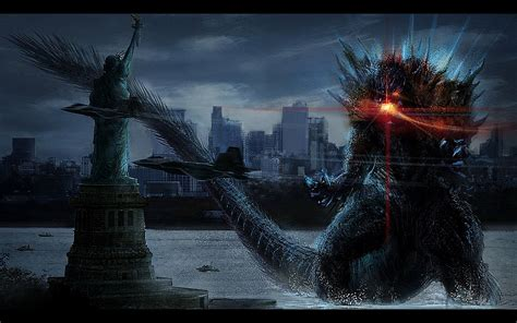 Godzilla Wallpapers Hd