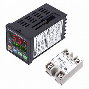 New Style Mypin Ta4 Snr Digital Temperature Controller