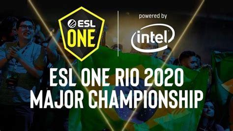 ที่นี่บราซิล! ESL เลื่อนแข่ง CS:GO Rio Major หนีโควิด-19 ...