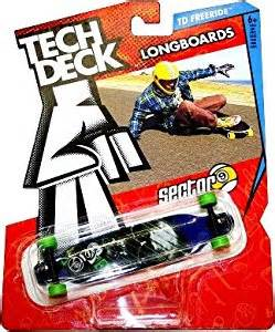 tech deck 112mm fingerboard sector 9 miniature