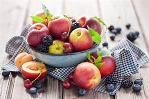 fruit, bowls