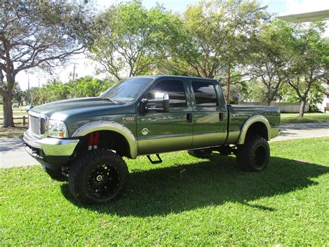 2001 Ford F 250 by Powerstroke Diesel 2001 Ford F 250 Lariat Lifted For Sale