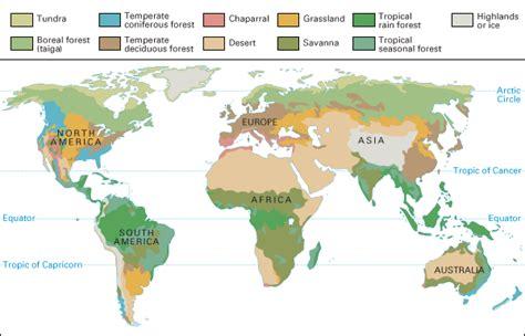 Chaparral World Map.Australian Desert Rainforest Map Ecosia