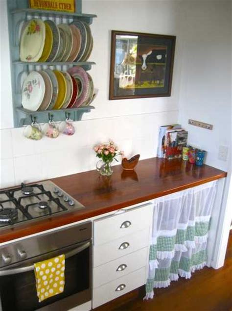 modern kitchen decor ideas  vintage style