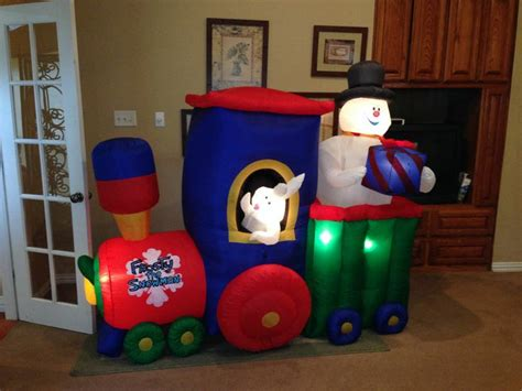 Gemmy Inflatable Halloween Train by Pin By Christian Love Bridalconsulting Wedding Planner On