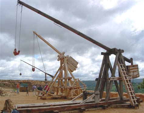 what does siege trebuchet