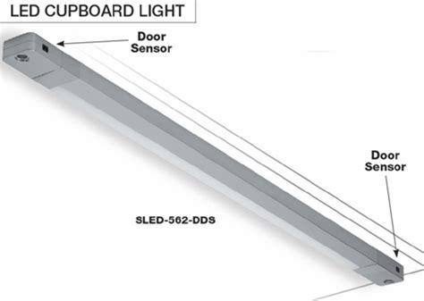 Cupboard Light Fittings by Led Cupboard Light Sled562dds Plus Sledec15