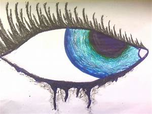 Simple Drawings Of Eyes Crying images & pictures ...