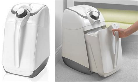 Tommee Tippee Debuts 360 Sealer Diaper Disposal System