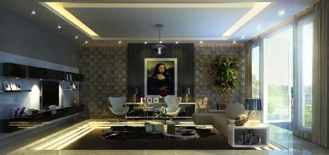 ideen fuer beeindruckende wohnzimmer dekoration