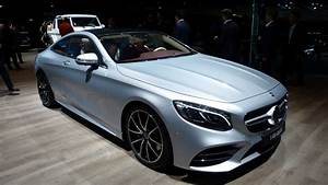 2018 Mercedes Benz S Class And Mercedes AMG S Class Coupe And Cabriolet Preview