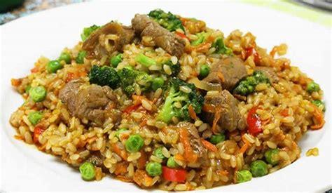 cuisiner brocoli boeuf aux legumes riz cookeo pour votre plat ce soir