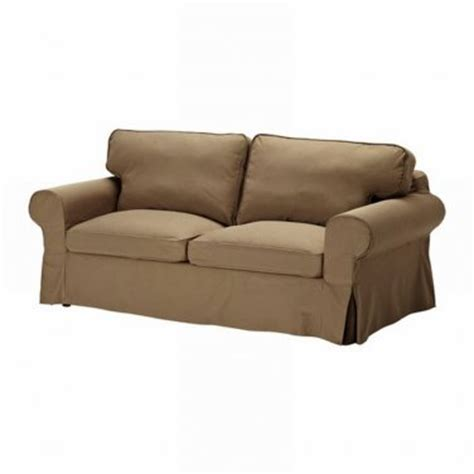 Ikea Ektorp Chair Cover Brown by Ikea Ektorp Sofa Bed Slipcover Cover Idemo Light Brown