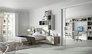 Chambre Pour Ado : chambre d 39 ado tiramolla 118 by tumidei design marelli e molteni ~ Farleysfitness.com Idées de Décoration