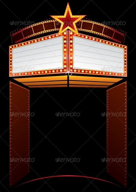 premiere backgrounds decorative   broadway