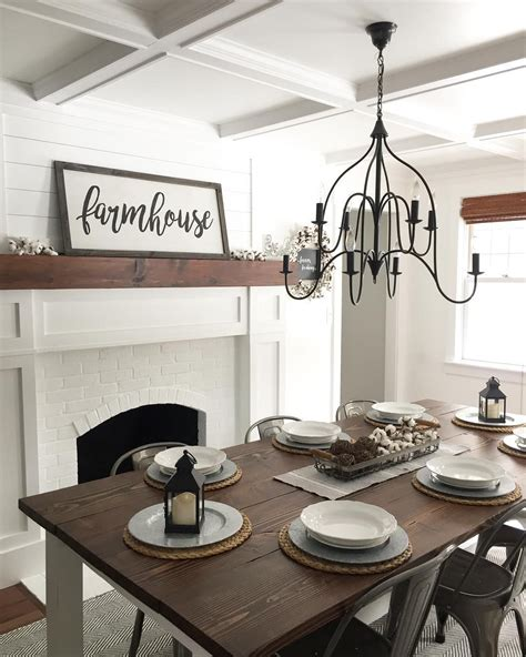 farmhouse dining room atangelarosediyhome home