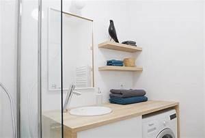 17 meilleures idees a propos de etageres de salle de bains With salle de bain design avec formation décorateur d intérieur lyon
