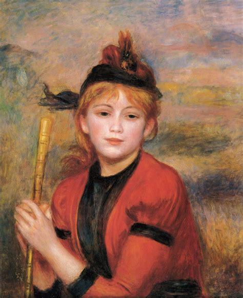 Biografia Pierre Auguste Renoir Conhecimentos Verdadeiros