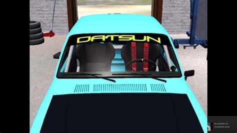 datsun windshield bannerdecal racedepartment latest