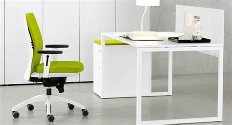 Home Painting Ideas Interior - minimalist home office situation with white desk on inspirationde