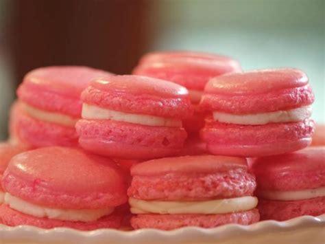 pink velvet macarons  cream cheese filling recipe