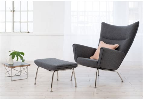 ch445 wing chair carl hansen s 248 n milia shop