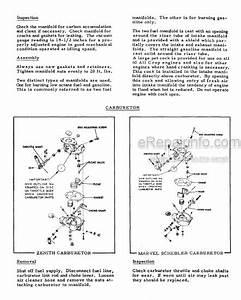 Allis Chalmers Model B Service Manual Model C Operators
