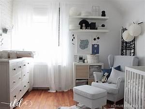 Babyzimmer Set Ikea : ein babyzimmer einrichten mit ikea in 6 einfachen ~ Michelbontemps.com Haus und Dekorationen