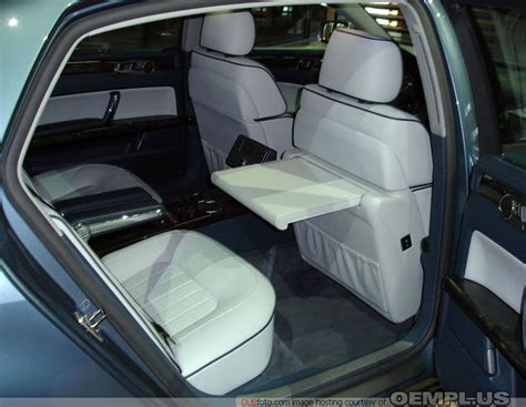 volkswagen phaeton back seat seat back 1 vw phaeton individual sammelthreat