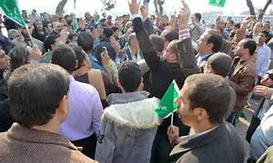 Live updates: Opposition groups protest on Police Day ...