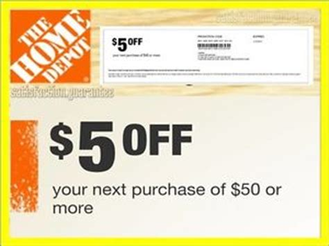 Post Office Coupons Home Depot by Home Depot Promo Codes Coupon Codes