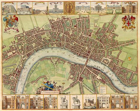 London's Entire History To Be Mapped By New Project   Londonist
