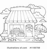 Clipart Candy Illustration Royalty Visekart Cart Rf Sample sketch template
