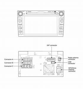 2004 Kia Optima Stereo Wiring Diagram
