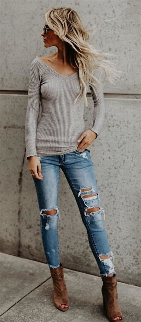 42 Best Casual Winter Outfit Ideas 2017 for Women - Aksahin Jewelry