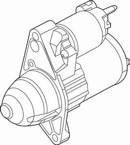Saturn Sl2 Starter Motor