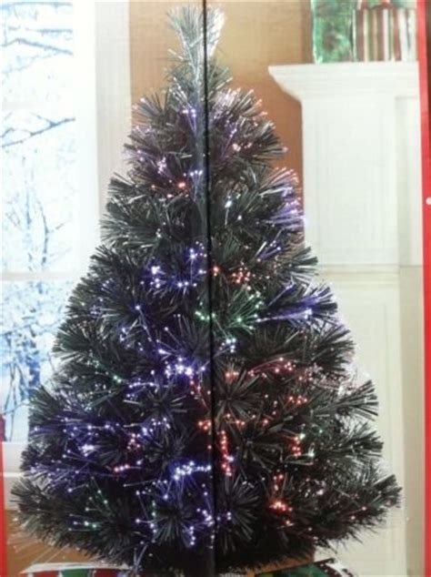 Fiber Optic Christmas Trees by Holiday Time 32 Inch Fiber Optic Christmas Tree