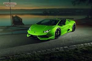 Lamborghini Huracan Spyder : lamborghini huracan spyder gets the novitec n largo treatment ~ Medecine-chirurgie-esthetiques.com Avis de Voitures
