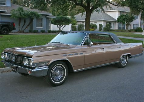 All American Classic Cars 1963 Buick Electra 225 4door