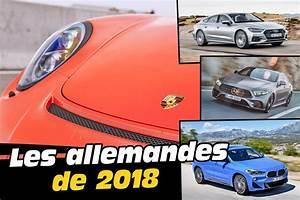 Argus Auto 2018 : nouvelles voitures 2018 toutes les nouveaut s allemandes attendues photo 1 l 39 argus ~ Medecine-chirurgie-esthetiques.com Avis de Voitures